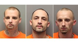 3 Escaped SC Inmates Flee Into Swamp After Chase