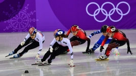 The 2018 Winter Olympics in Pictures