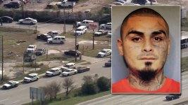 3 Officers Injured in Houston Shooting, Gunman Dead