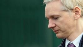 WikiLeaks Docs Show Assange Bid for Russian Visa