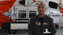 Local Coast Guardsmen Remember Katrina 10 Years Later