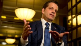 Scaramucci Says Don't Rule Out Beltway Return