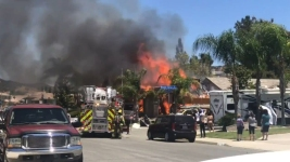 Utility Worker Killed, 15 Hurt in SoCal Home Gas Explosion