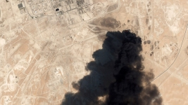Attack on a Saudi Oil Facility Was Launched From Iran: US