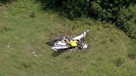 Two Killed in Fiery East Texas Plane Crash