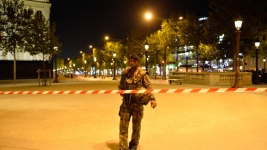 Paris Attacker Asked Family to See Him as Martyr: Prosecutor