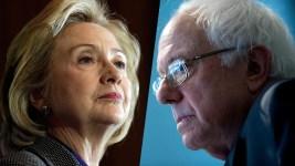 Sanders Warns Clinton on Running Mate Pick