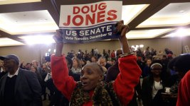 Why Black Women Voters Stepped Up for Doug Jones