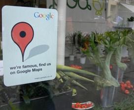 Google Maps iOS App?