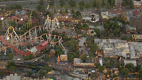 3 Wounded on Knott's Berry Farm Ride