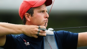 Local Archer Aims for London 2012
