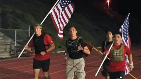 Team Red, White and Blue Relay