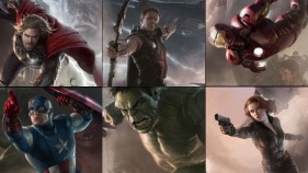 """The Avengers"" Character Posters Arrive Via Comic-Con"