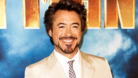 Robert Downey Jr. Swimming With Sharks for USS Indianapolis Film