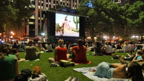 Where to Watch Movies Outside in San Diego