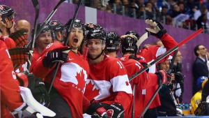 Canada Beats Sweden 3-0 for Olympic Hockey Gold
