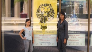 Lion King Co-Stars' Unlikely Path to Friendship