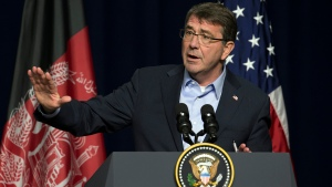 Carter: US Would Support Reginal Arab Military Force