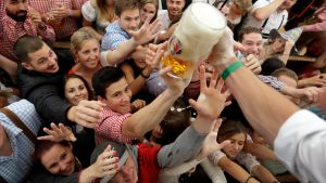 Celebrate Oktoberfest at SD Airport, Win Tickets to Germany