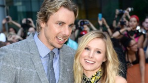 Kristen Bell Finally Shows Wedding Photos