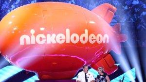 Slime and Stars at Nickelodeon's Kids' Choice Awards