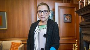 Ruth Bader Ginsburg to Make Her Opera Debut