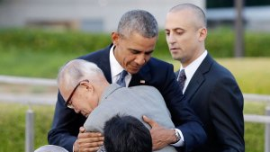'Their Souls Speaks to Us': Obama Visits Hiroshima