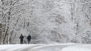 White Christmas: Storms Expected to Leave Holiday Snow