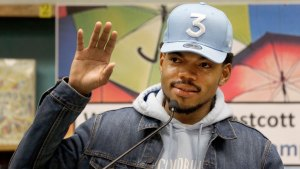 Chance the Rapper is 'Looking for an Intern'