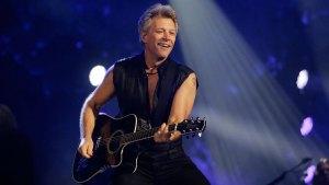 Bon Jovi Return to San Diego