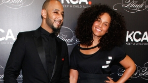 Alicia Keys' Parenting Advice for New Dad Adam Levine