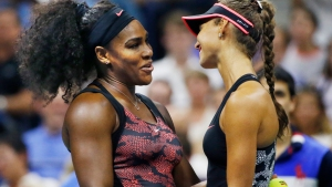 Williams Wins US Open 1st Round After Injured Opponent Stops