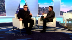 Singer Jordan Smith on 'Harry'