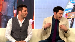 'Property Brothers' Stars on 'Harry'
