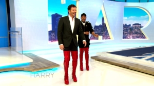 'Kinky Boots' Star Todrick Hall on 'Harry'