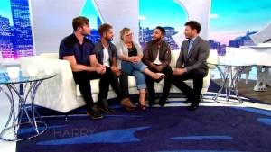 'Baby Daddy' Cast Talks Filming Serious Scenes on 'Harry'