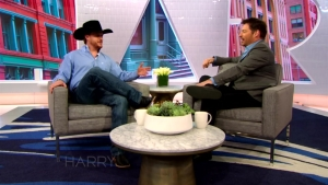 Cody Johnson Reveals to Harry He Used To Be a Prison Guard