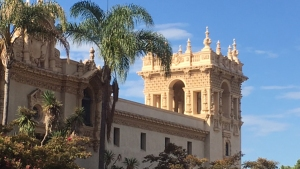 Balboa Park's Name Not Tied to 'Rocky'