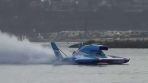 San Diego's Need for Speed Hits the Bay at Annual Speedboat Event