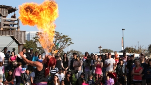 Seaport Village to Host Spring Busker Festival