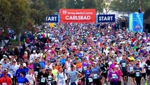 Carlsbad Marathon and Half-Marathon 2017