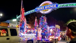 Chula Vista's Holiday Parade to Light Up Downtown<br />