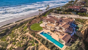 Oceanfront Del Mar Mansion Sells for Record-Breaking $21.5M
