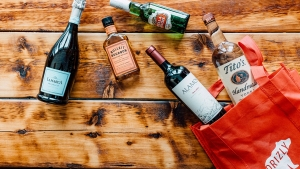 Another Alcohol Delivery Service Launches in SD