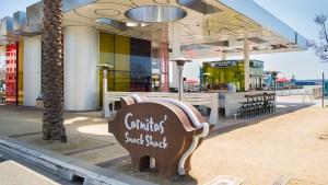 Eater SD: Carnitas' Snack Shack Opens in Embarcadero