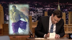 """Tonight Show"" Thank You Notes"