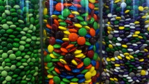 M&M's Are Getting a New Filling
