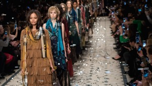 Burberry to Sell Straight From Catwalk