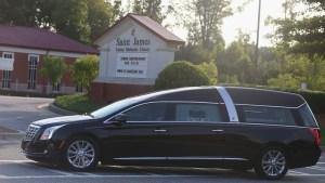 Bobbi Kristina Mourned at Funeral