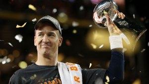 Next Stop, Disneyland, for Peyton Manning